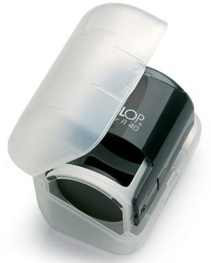 печать на автоматической оснастке в коробке